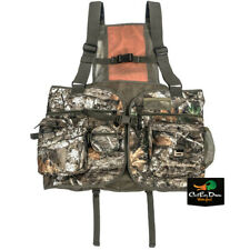 BANDED GEAR AIR TURKEY VEST - HUNTING CAMO LIGHTWIEGHT B1150004