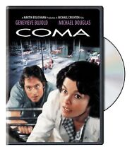 COMA. Michael Douglas, Genevieve Bujold. USA region 1. New sealed DVD.