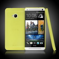 0.3mm Ultra Thin Frost Snap-On Case Cover Skin Case Cover For HTC ONE M7