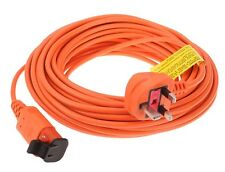 Flymo 20 Metre Mains Power Cable Plug Flex Lead