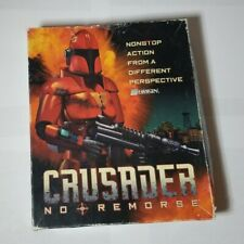 Crusader: No Remorse (PC, 1995) Complete