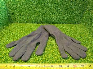 EAST GERMAN/DDR/NVA soldier issue winter gloves size GR13 (Grey)