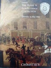 CHRISTIE'S LONDON Catalouge - THE ROYAL & SUN ALLIANCE COLLECTION - 19/05/2005