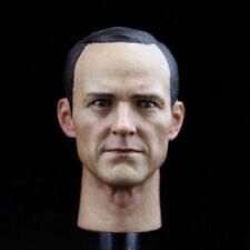 X1 HOT FIGURE 1/6 HEAD Clark Gregg SCULPT HEADPLAY Avengers Phil Coulson SHIELD