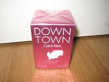Down Town de calvin klein Eau de Parfum spray 50 ml de nuevo