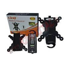 SUPPORTO PARETE ARTICOLATO 10 a 27 POLLICI TV LCD LED 3D PLASMA UNIVERSALE PORTA