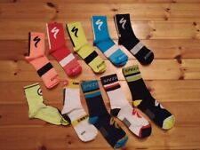 Lot 10 pairs castelli + assos specialized  mix cycling socks large