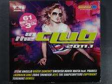 In The Club 2011.1 >3 CD Sampler<