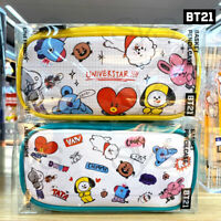 BTS BT21 Official Authentic Goods Basket Pencil Case By Kumhong Fancy + Tracking
