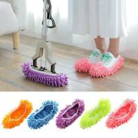 1Pc Multi-Function Dust Mop Slippers Shoes Cover Washable Reusable Cleaning Magi