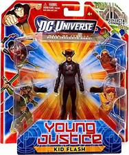 DC Universe Young Justice Kid Flash Stealth Figure- Collect-and-Connect
