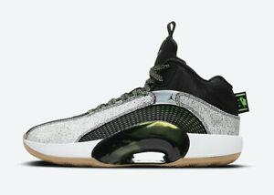 Nike Air Jordan XXXV SP-Z White Multi Size US Mens Athletic Shoes Sneakers