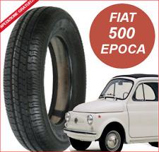 Pneumatico Gomma 125 -12 63S per FIAT 500 EPOCA gomme 125 R12 PER VECCHIA 500