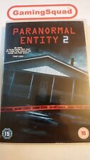 Paranormal Entity 2 DVD, Supplied by Gaming Squad Ltd