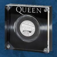 Großbritannien - Music Legends - Queen - £1 Pound 2020 Silber PP - United K ...