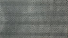 Wills SSMP203 OO Gauge Roof Slate Sheets