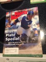 SPORTS ILLUSTRATED MIKE PIAZZA LOS ANGELES DODGERS  SI 1993 July 5