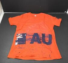 New Men's K-Swiss Red Graphic Australia Tee Shirt Crew Neck Casual Large R11