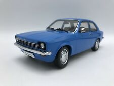 Opel Kadett C Saloon 1973-1977 - blau - 1:18 KK-Scale