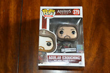 (damaged box) Funko Pop! Assassin's Creed Aguilar (Crouching) Loot Crate excl.