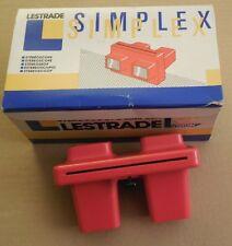 STÉRÉOSCOPE LESTRADE SIMPLEX à l'état de neuf dans sa boite.