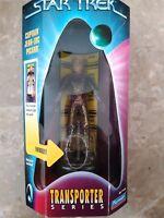 Star Trek Transporter Set Captain Jean Luc Picard Action Figure Playmates 1998
