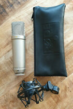 Rode NT1-A Studio Condenser Microphone with shockmount