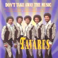 Tavares - Don't Take Away The Music CD Album. Digitally Remastered.
