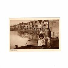 AK Ansichtskarte Volendam / Niederlande / Kinder in Tracht