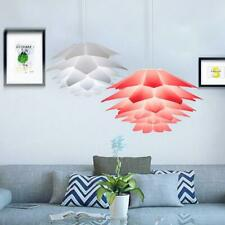 Modern Pendant Lotus Chandelier Puzzle Jigsaw Light Shade Lampshade Living Room