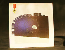 IN THE BEGINNING OF GOD - ROB TOWNSEND  VINYL LP  BUY1 GET 1FREE