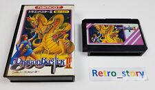 Super Famicom Dragon Buster II JAP
