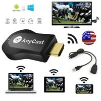 M9 Plus WiFi Display Receiver Dongle HD 1080P TV DLNA Airplay Miracast AnyCast