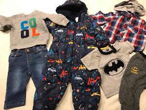 Baby Boy Clothes Bundle 3-6 Months Including Snowsuit