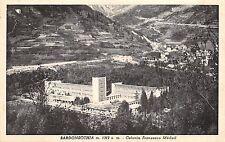 340) BARDONECCHIA (TORINO) COLONIA FASCISTA FRANCESCA MEDAIL.