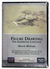 Sherrie McGraw: Drawing the Figure - Art Instruction DVD