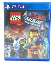 The LEGO Movie Videogame (Sony PlayStation 4, PS4 2014) Tested And Working