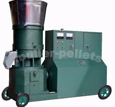PELLETPRESSE PP360C 22KW Pellet Mill PELLETIERE PELLET HOLZPELLET TIER FUTTER