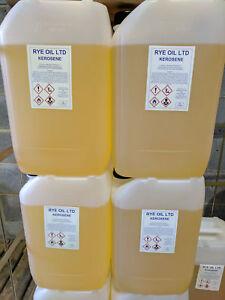 KEROSENE 100 LITRE HEATING OIL Class 2  100 L 100 Litres