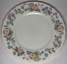 Lot93 Desde 6 Pequeñas Platos Planas Vintage Arcopal Francia De 20cm Flores