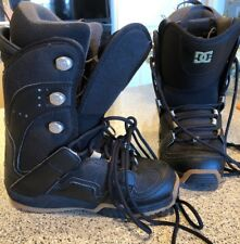 DC Shoe co Phase Snow Board Boots Girls Phase Model Size 6 6L DcShoeCo Shoes