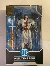 Azrael Suit Of Sorrows McFarlane Toys DC Multiverse Gold Label Action Figure NEW