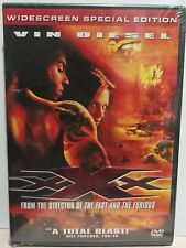 Xxx 2002 Dvd Vin Diesel New and Sealed