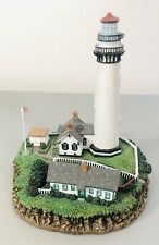 Beacons By The Sea Pigeon Point Lighthouse - Pescadero, California danbury mint