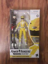 Power Rangers Lightning Collection MMPR Trini / Yellow Ranger Figure