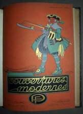PAPYRUS Revue de toutes les industries du papier de l'imprimerie & du livre 1924