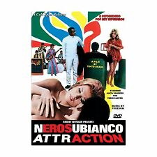 NEROSUBIANCO (aka ATTRACTION) Tinto Brass Psychedelic Pop Art DVD SEALED/NEW