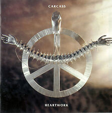 Carcass - Heartwork Art Print Poster 12 x 12