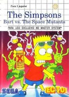 The Simpsons: Bart vs. The Space Mutants (Sega) Usually ships within 12 hours!!!
