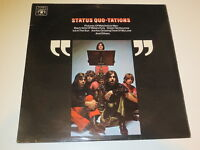Status Quo - Quotations.. UK Marble Arch.. Flipback.. Vinyl/ Cover:very good